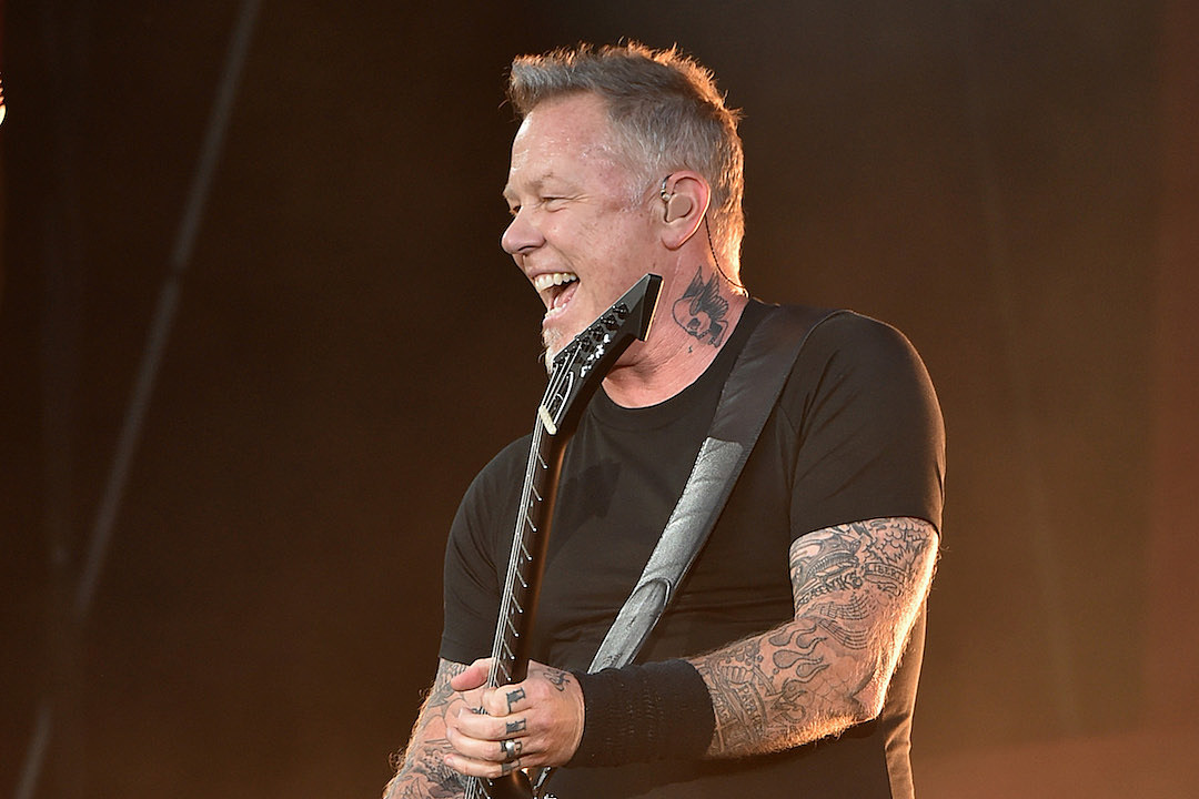 James Hetfield: Can't Take Yourself Seriously All the Time
