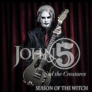 Image result for album art John 5 and the Creatures: Season Of The Witch