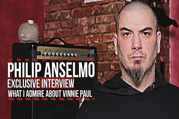 Philip Anselmo: What I...