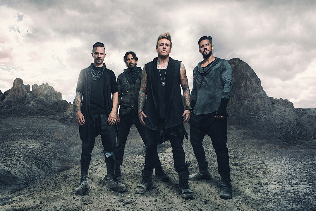 Papa Roach Unleash Catchy, Cathartic New Song 'Help'