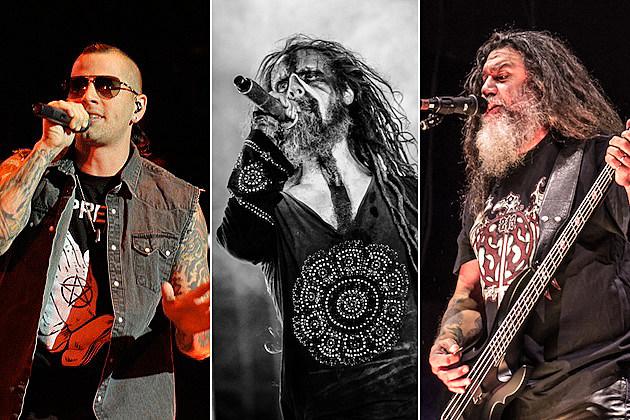 Avenged Sevenfold, Rob Zombie, Slayer to Headline 2017 Rock Fest