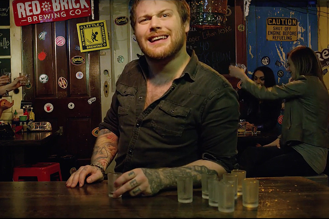 Danny Worsnop Takes His Shot With 'Don't Overdrink It' Country-Tinged Video