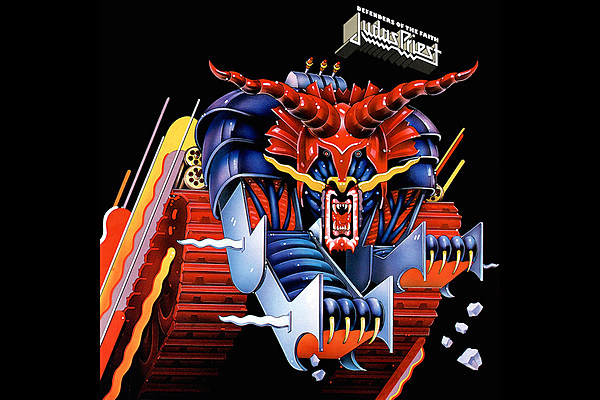 33 years ago judas priest release defenders of the faith
