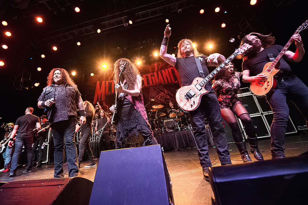 Metal Allegiance Honor Metallica
