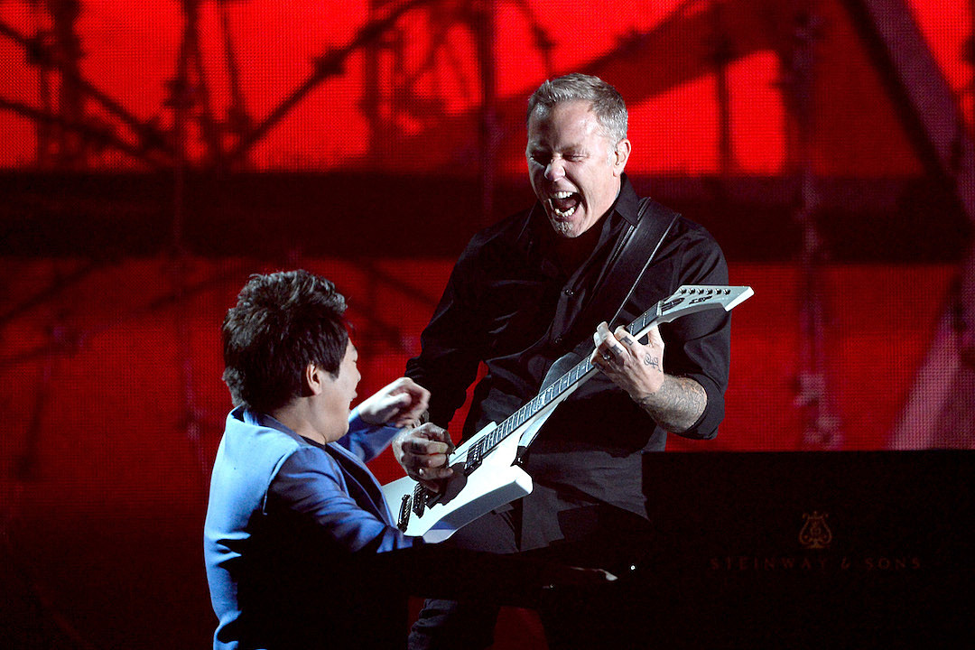 Metallica to Perform With Chinese Concert Pianist Lang Lang at Beijing Show