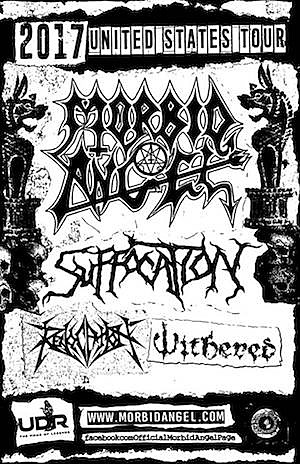 Morbid Angel / UDR