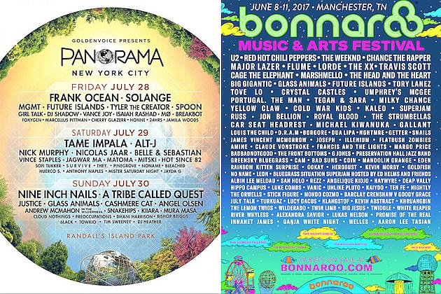 Panorama / Bonnaroo