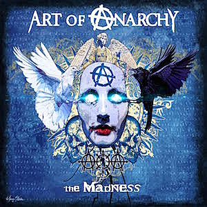 Image result for art of anarchy madness