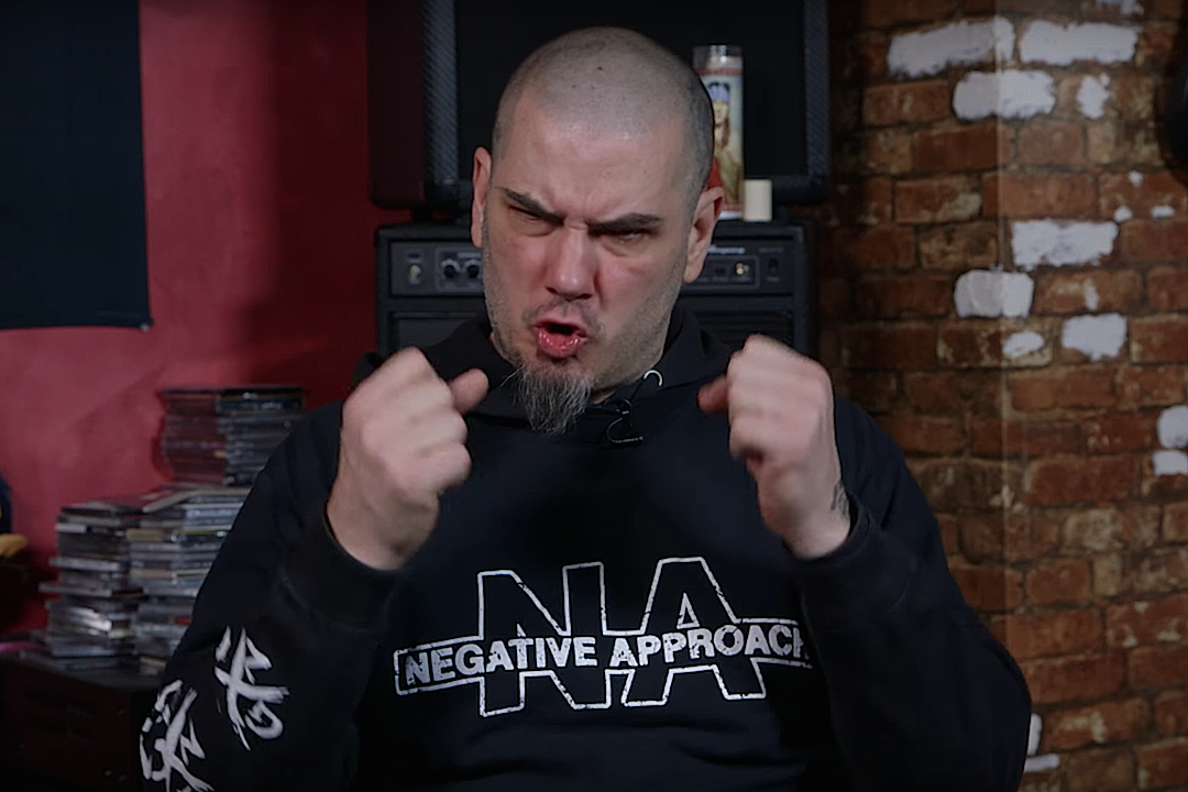 Philip Anselmo Recounts Encounter With Ghost at Supposedly Haunted New Orleans Home