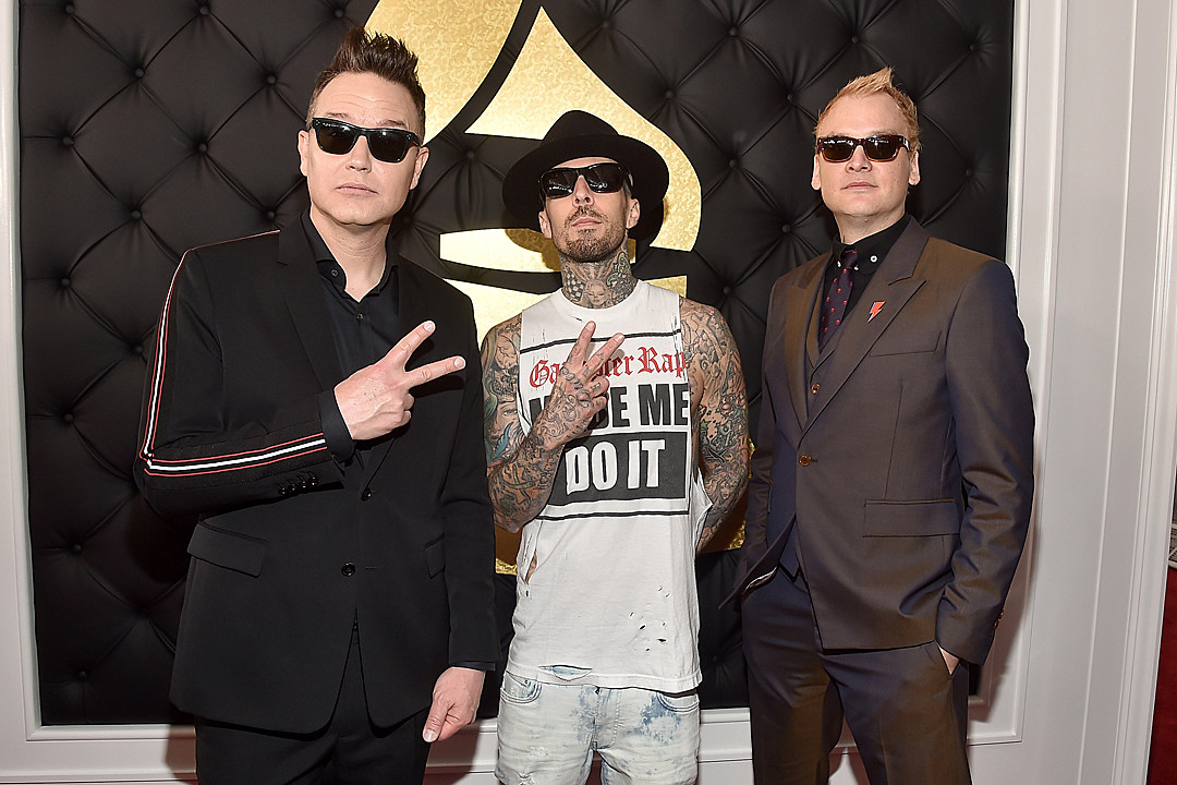 Blink-182 Are in the Studio Working on New Music, Song With the Chainsmokers Coming