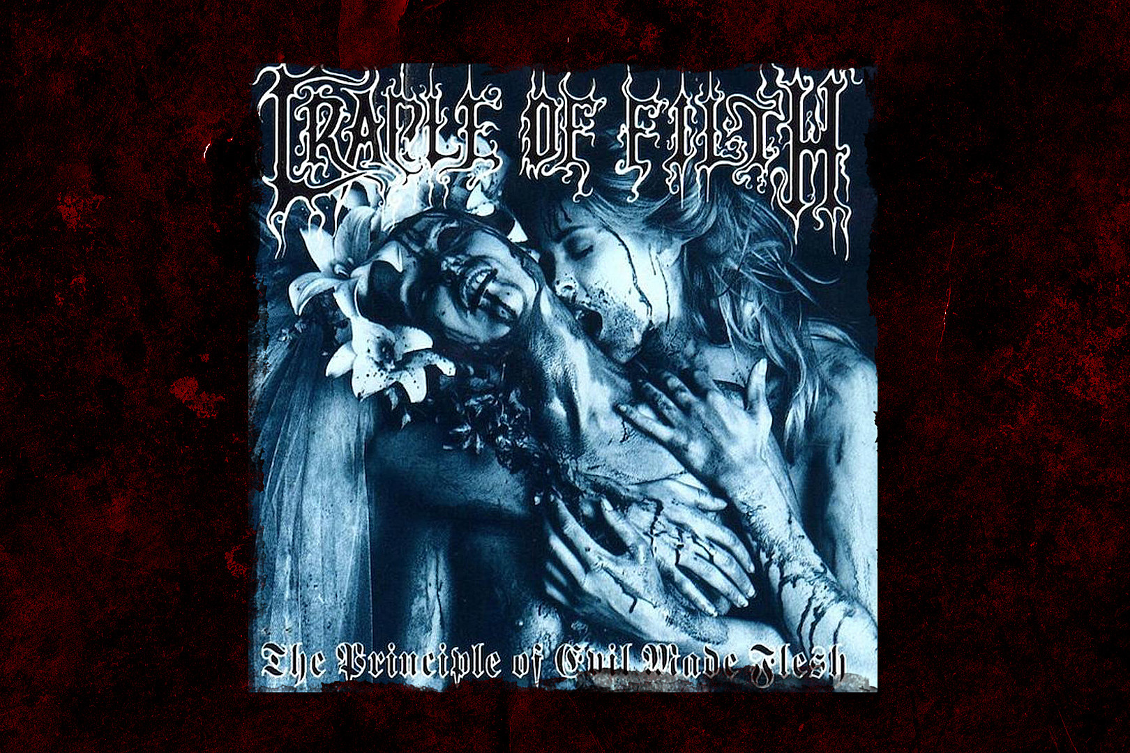 26 Years Ago: Cradle of Filth Make Their Debut With 'The Principle of Evil Made Flesh'