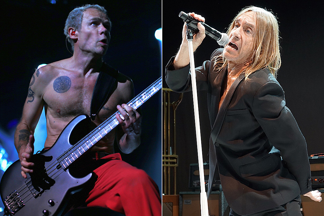 Flea, Iggy Pop Cameo in 'Song to Song' Film Trailer