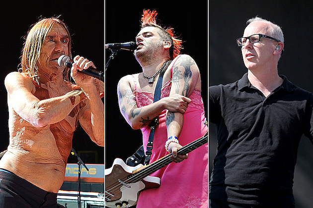 Punk Rock Bowling New Jersey and Las Vegas Lineups Revealed Featuring Iggy Pop, NOFX, Bad Religion + More