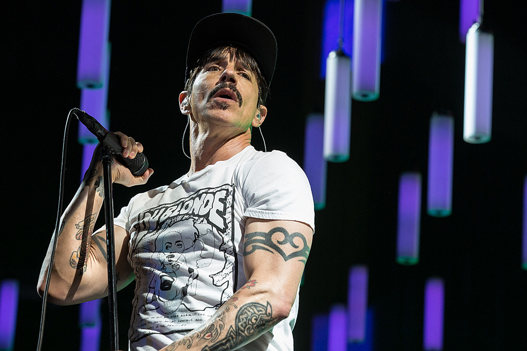 Red Hot Chili Peppers concert at Gila River Arena rescheduled for October