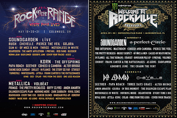 daily lineups revealed for 2017 rock on the range welcome to rockville festivals. Black Bedroom Furniture Sets. Home Design Ideas