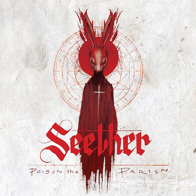Image result for seether poison the parish new vinyl art