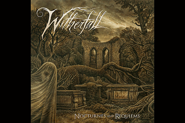 Witherfall Nocturnes And Requiems Album Stream