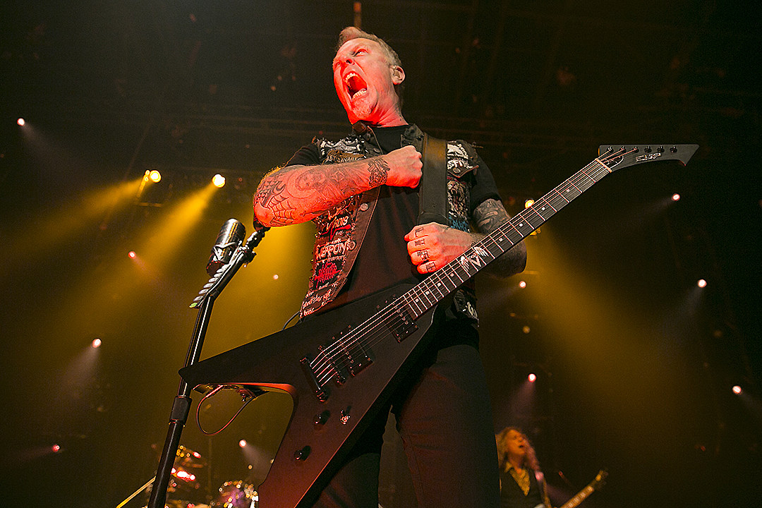 Metallica's James Hetfield Speaks on Current State of Country: 'We Don't Give A S— About the Differences … All Are Welcome'