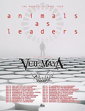 Facebook: Animals as Leaders