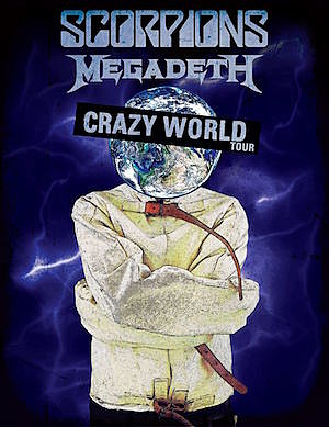 'Crazy World' Tour