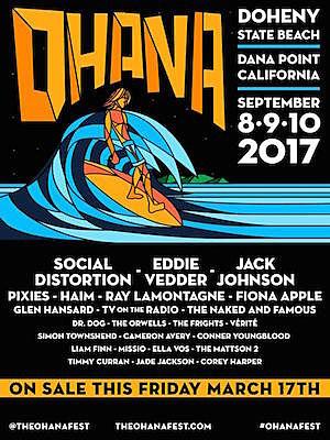 Ohana Festival 2017