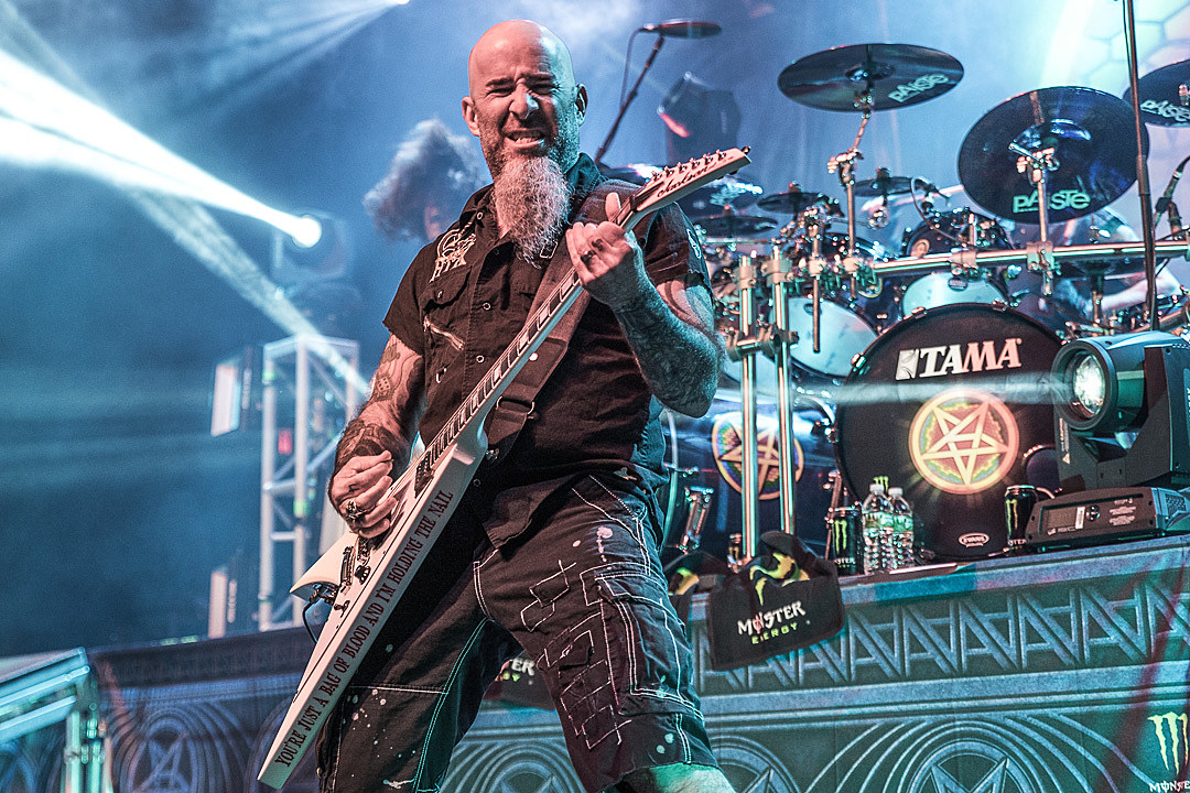 Anthrax's Scott Ian to Release 'Access All Areas: Stories From a Hard Rock Life' Book in December