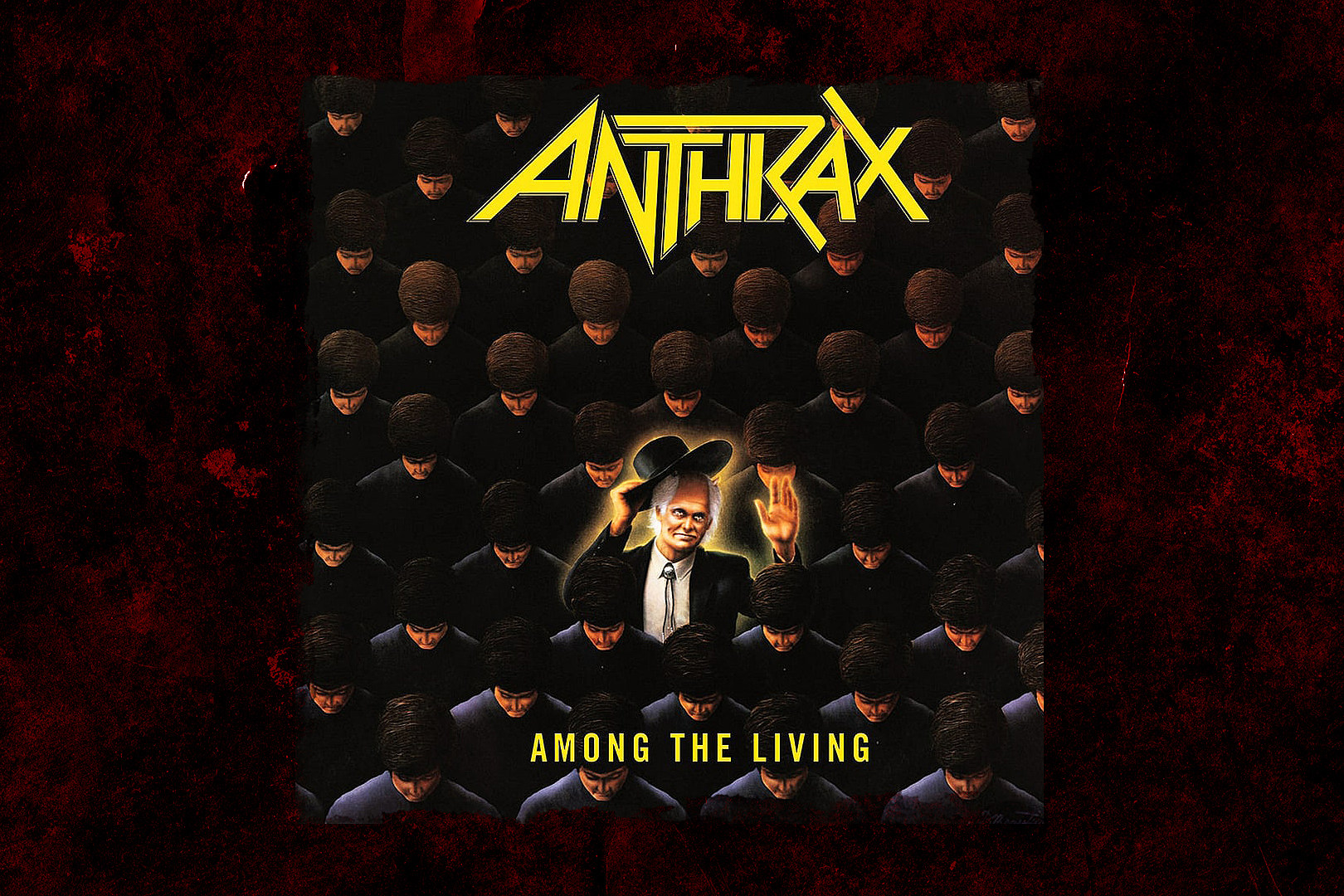 32 Years Ago: Anthrax Make Thrash History With 'Among the Living'