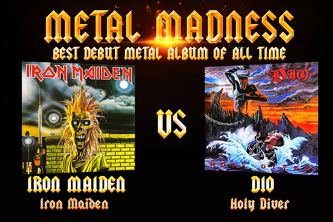 Iron Maiden vs. Dio – Metal Madness 2017, Championship Round – Vote Now!