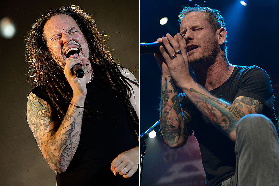 Korn And Stone Sour Tour