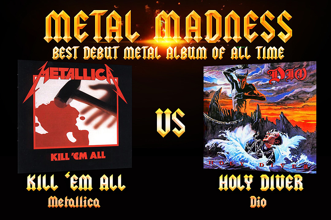 Metallica vs. Dio – Metal Madness 2017, Quarterfinals