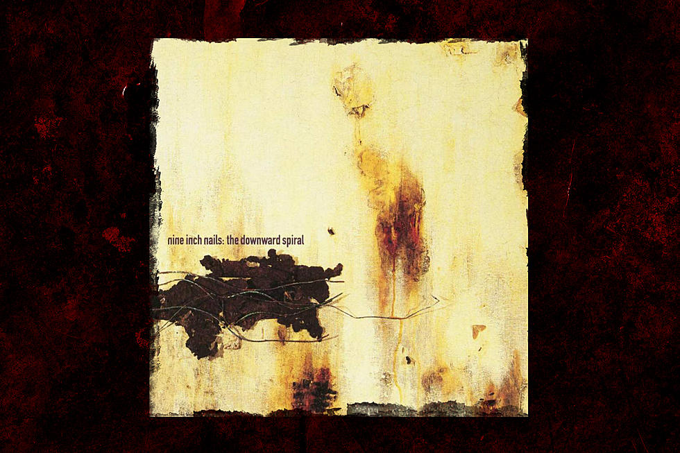 24 Years Ago: Nine Inch Nails Unleash \'The Downward Spiral\'