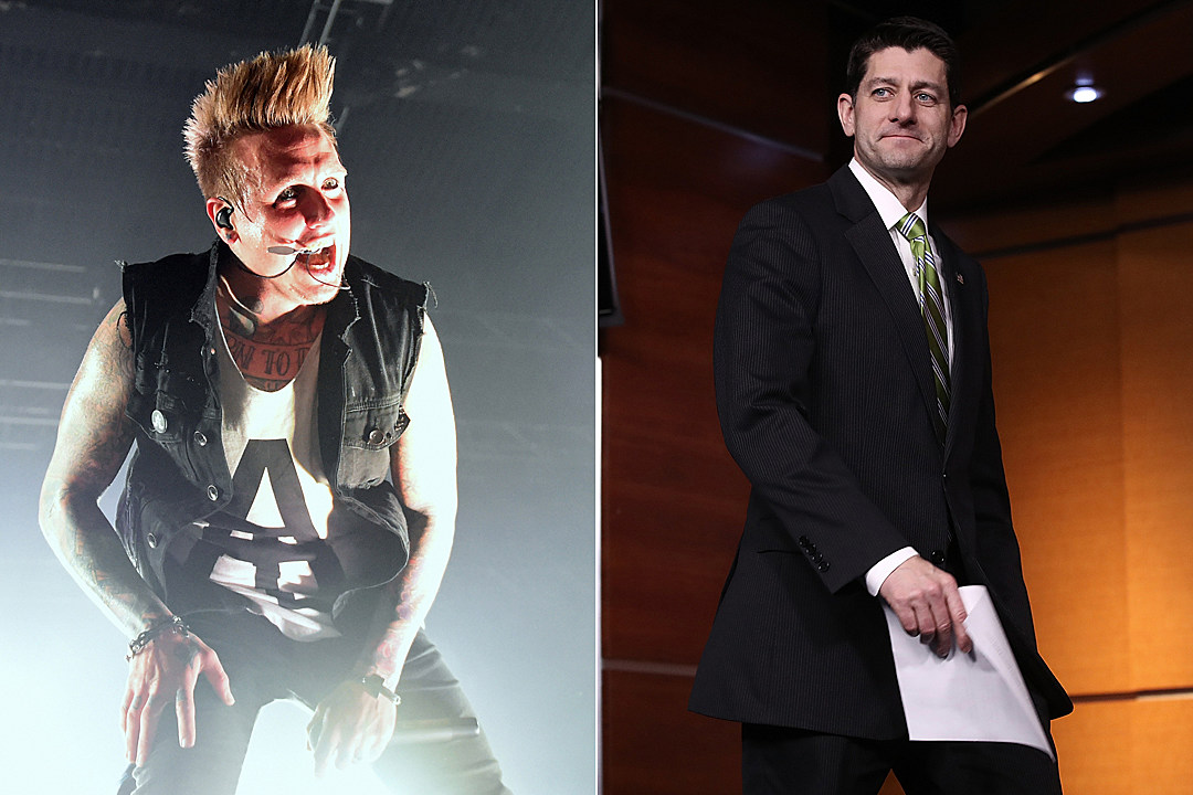 Papa Roach Get in Dig After Mention in Faux Paul Ryan Article
