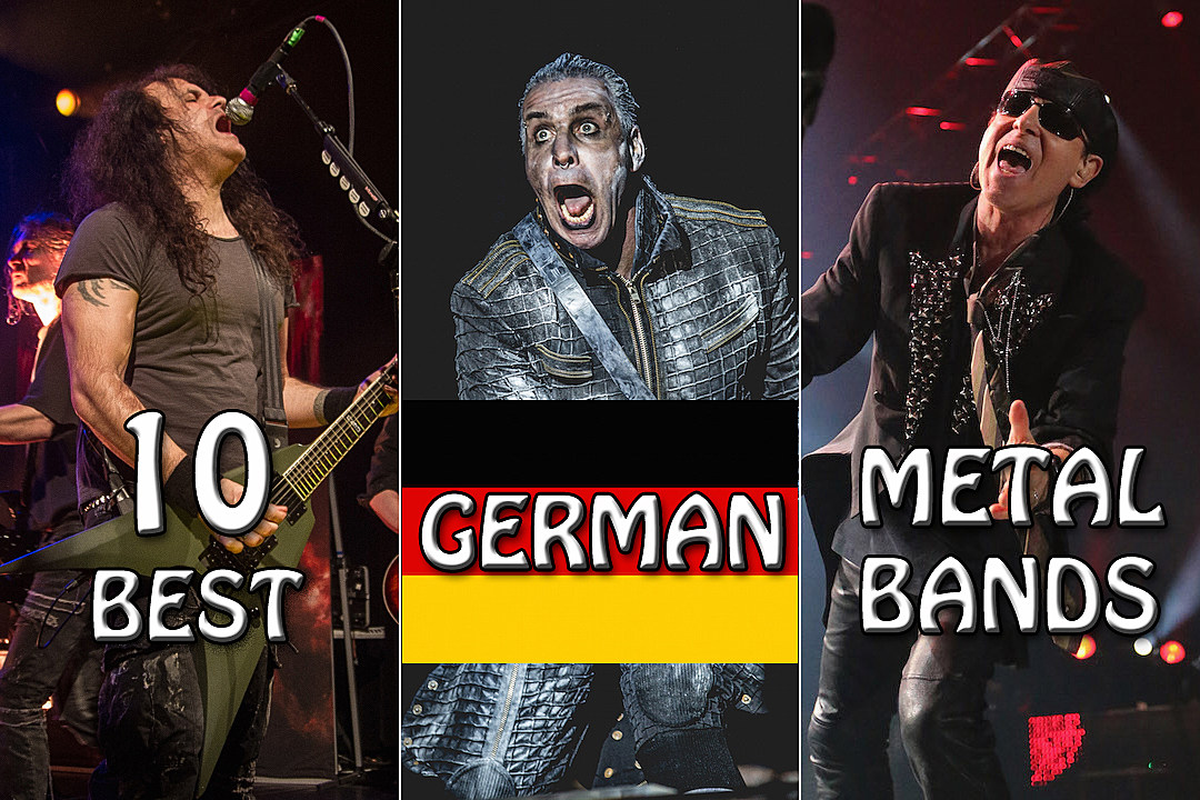 10 Best German Metal Bands