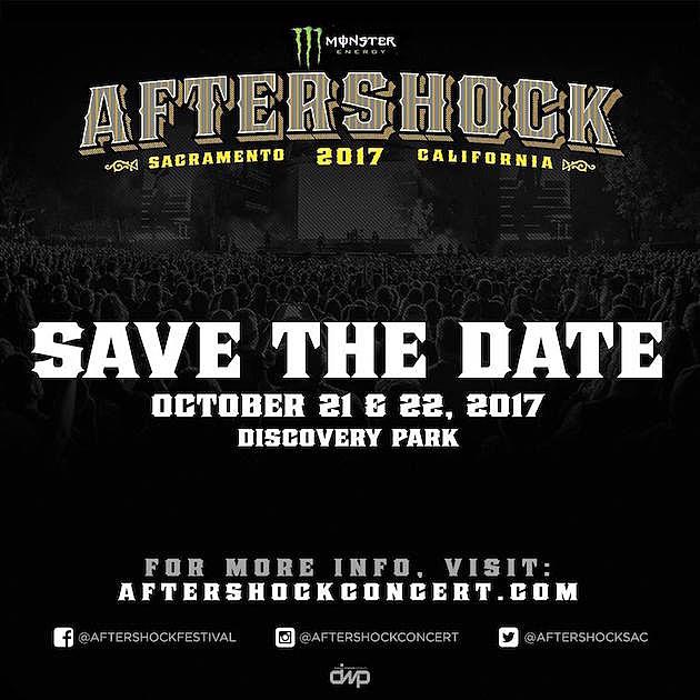 2107 Monster Energy Aftershock Festival