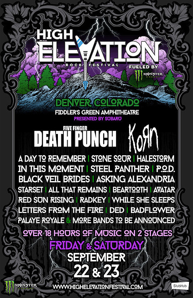 High Elevation Festival 2017