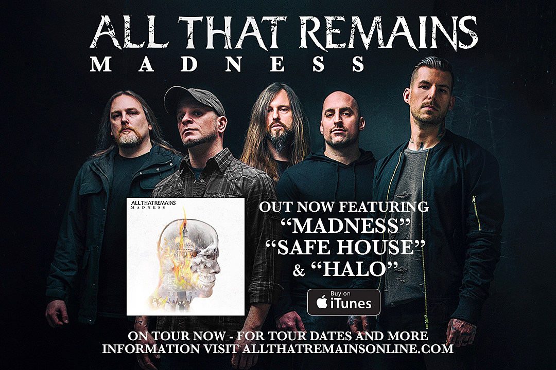 All That Remains New Album Out Now