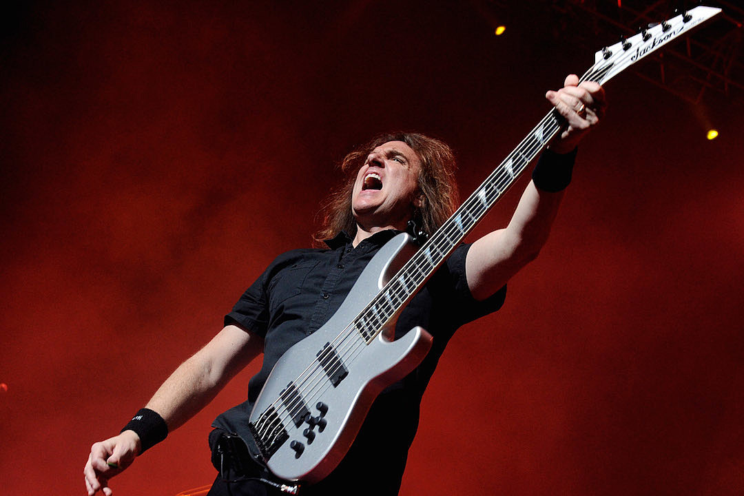 David Ellefson: Megadeth 'Have Not Actually' Started Recording New Album