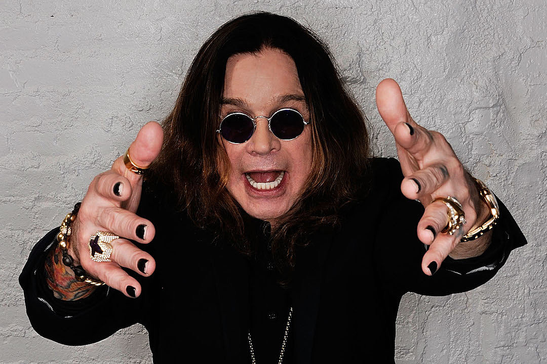 Ozzy Osbourne 'Getting Back on His Feet' After Tour-Canceling Injury