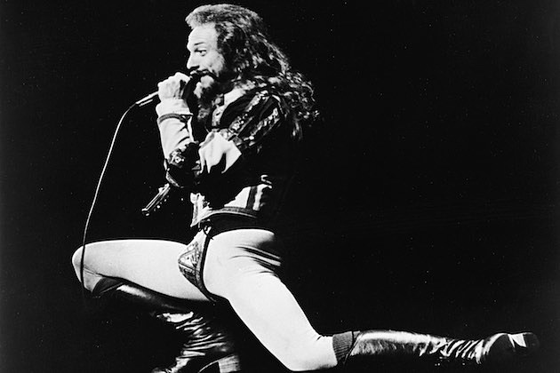 Ian Anderson Singing