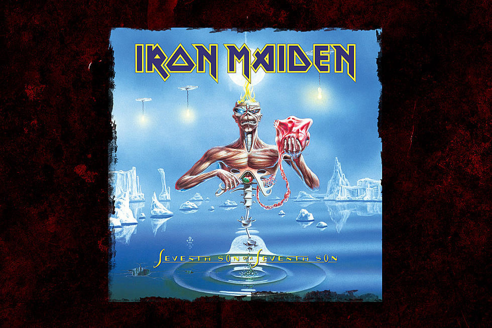 30 Years Ago Iron Maiden Release Seventh Son Of A Seventh Son