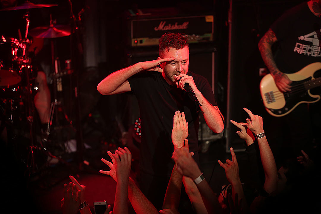 Rise Against Unleash 'Wolves' Tracks at Energetic Los Angeles Show [Photos]