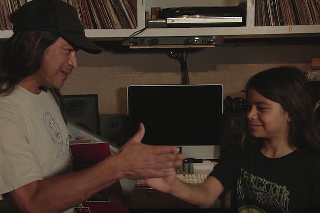 12-Year-Old Son Of Metallica's Robert Trujillo To Tour With Korn
