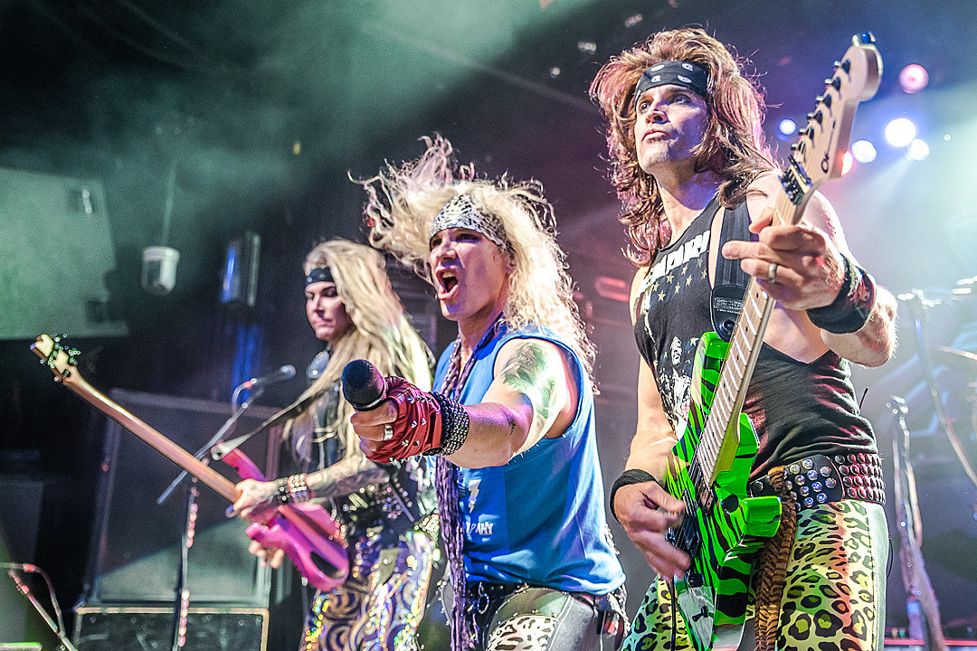 Steel Panther to Start Recording New Album, Announce 'Heavy Metal Mardi Gras' Tour [Update]