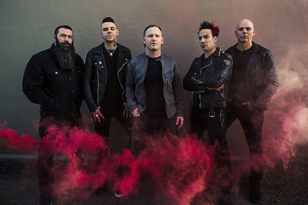 Stone Sour's 'Song #3′ Is a Melodic Rocker With Huge Hooks
