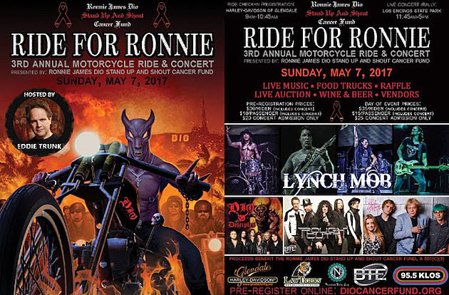 3rd Annual Ride for Ronnie