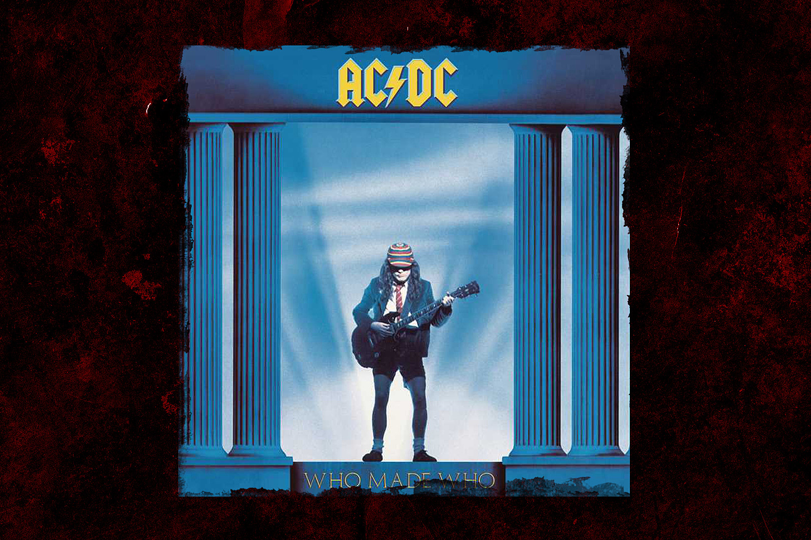 32 Years Ago: AC/DC Release \'Who Made Who\'