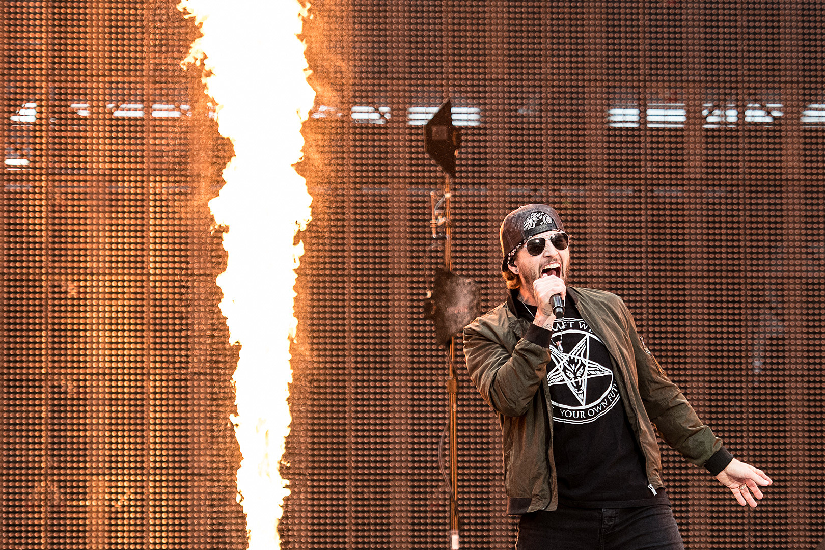 Avenged Sevenfold's M. Shadows on Loudwire Music Awards: It's Important That Rock + Metal 'Do Our Own Thing'