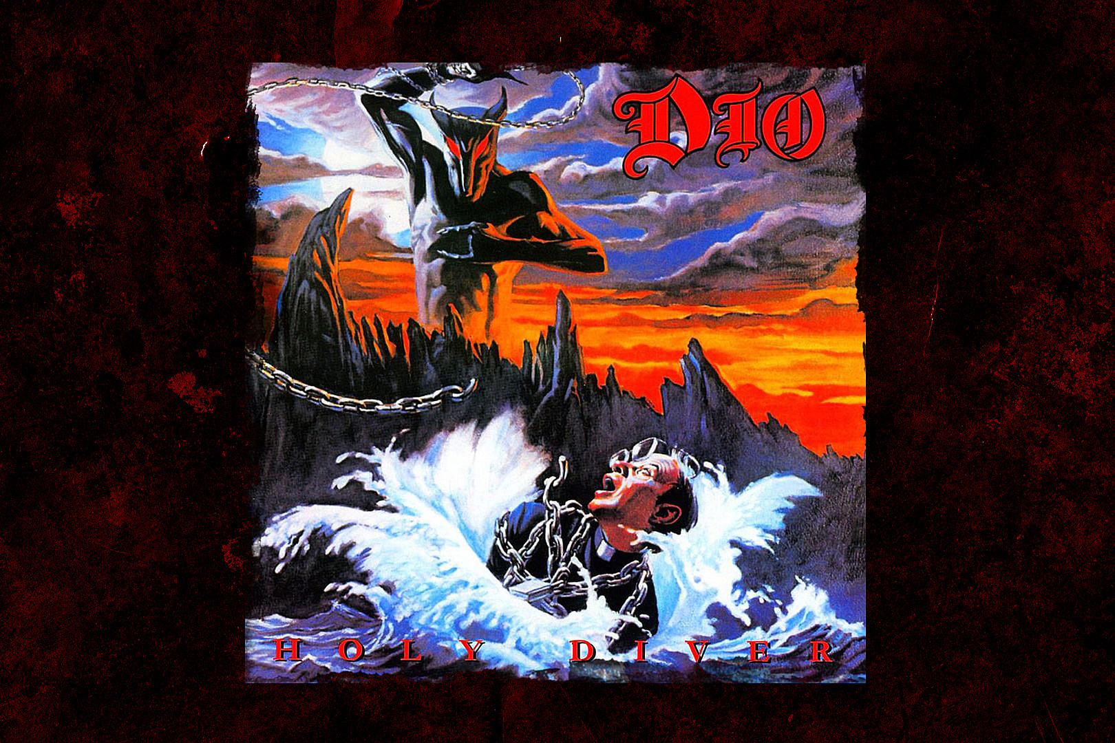 35 Years Ago Dio Release Holy Diver