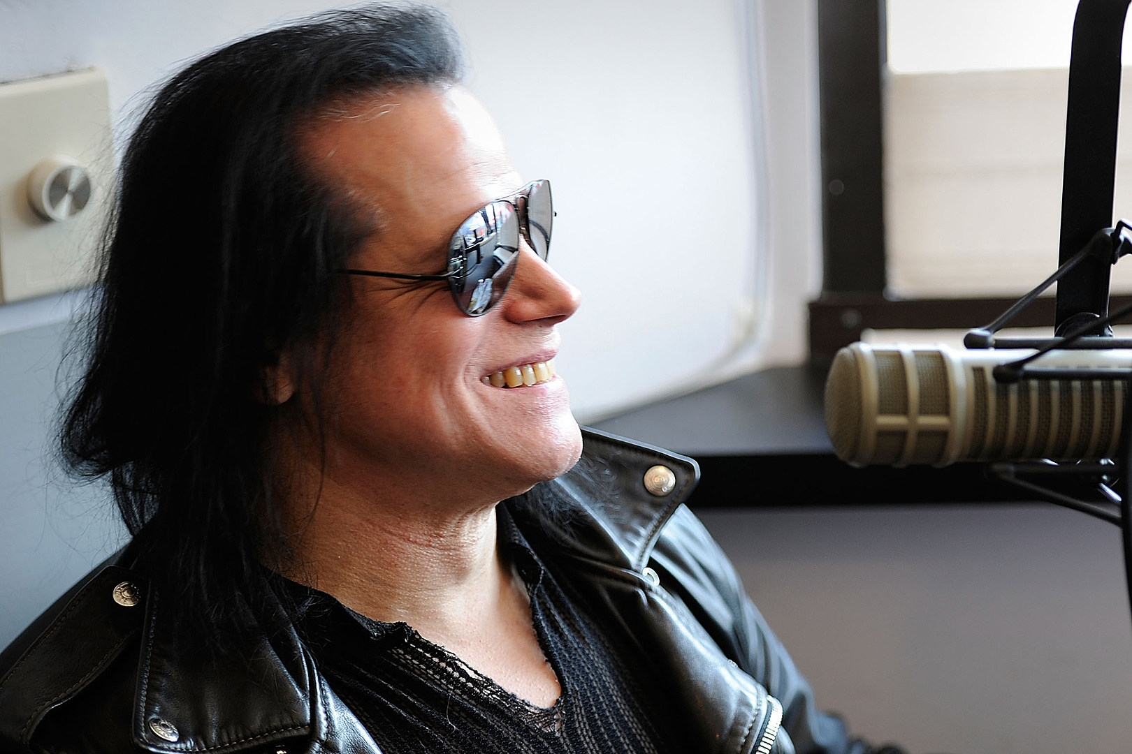 Glenn Danzig Channels Elvis Presley's Swagger on 'One Night' Cover