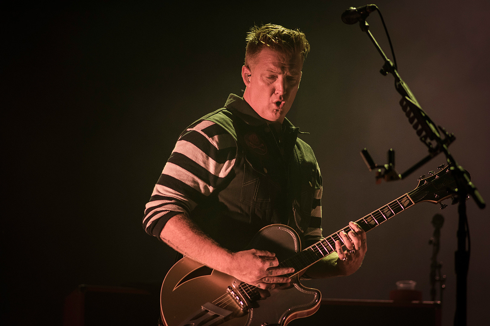 Queens of the Stone Age's Josh Homme Ready to Take a Risk for 'Uptempo' New Album